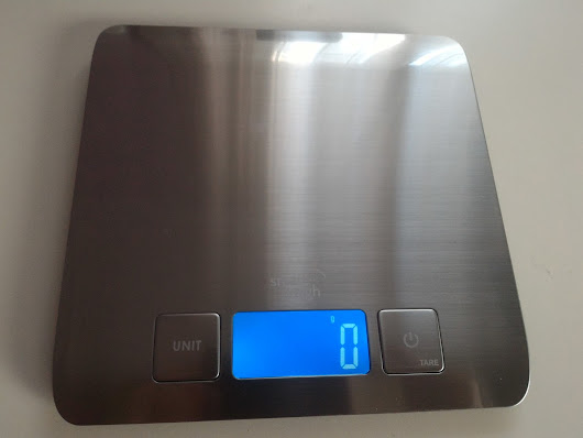 Bilancia da cucina digitale Smart Weigh TZ5000