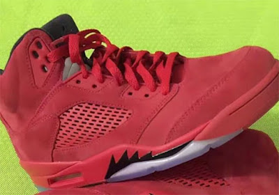 huge discount 39d72 d5fb8 First Look  Air Jordan 5 Retro
