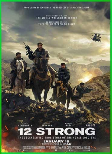 Tropa de héroes (2018) | DVDRip Latino HD GoogleDrive 1 Link