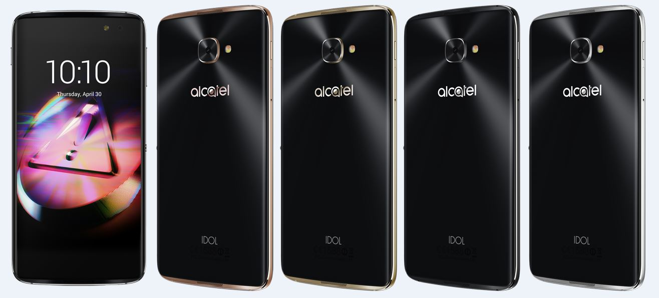 Alcatel Philippines launched IDOL 4s with VR and JBL Headset