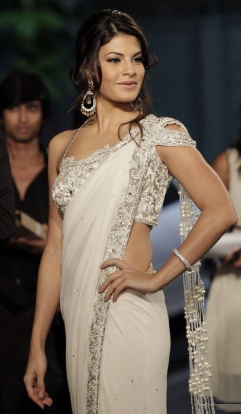 Latest Saree blouse back designs–New Designer Sarees