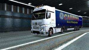 Carbone Kiseljak BiH pack for Mercedes MP4