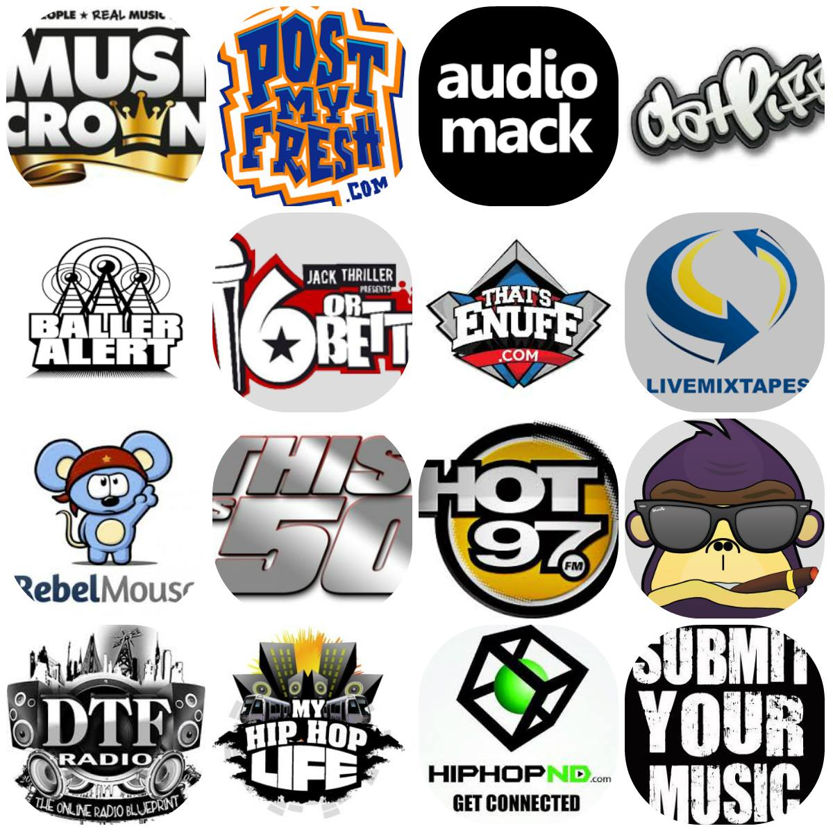 Hip hop dating site