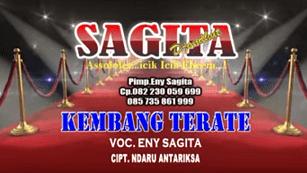 Lirik Lagu Kembang Terate - Eny Sagita