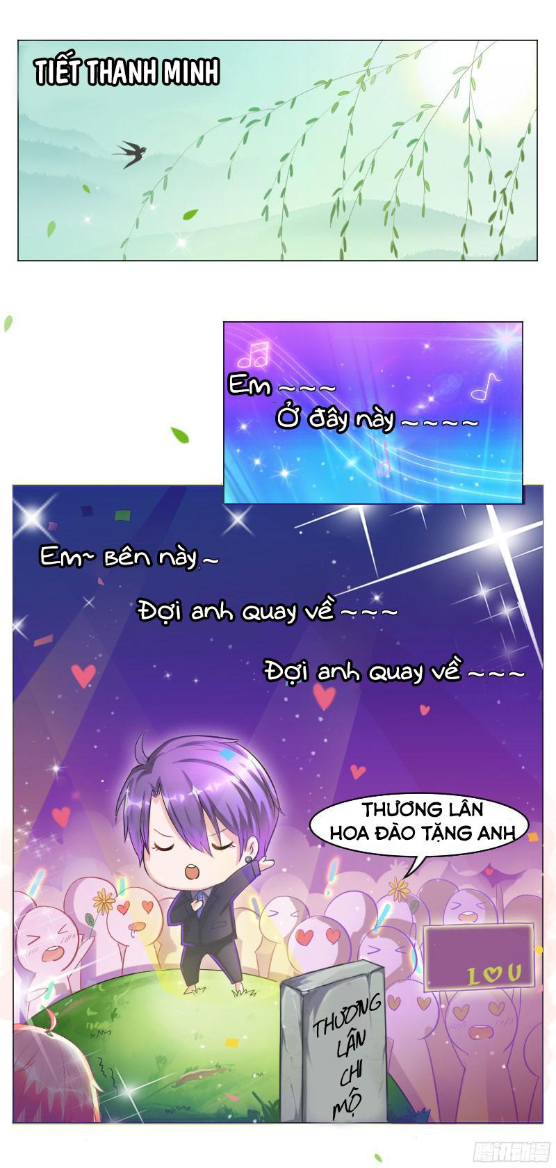 Hung Mãnh Quỷ Phu Bà Thượng Sàng chap 0 - Trang 1