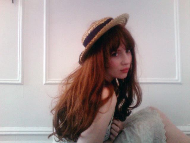 La Femme Fatale Pretty Red Hair