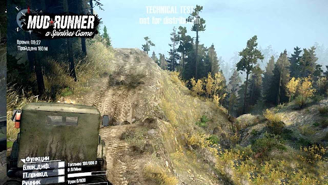 Mod Map Blackwater Canyon Spintires Mudrunner