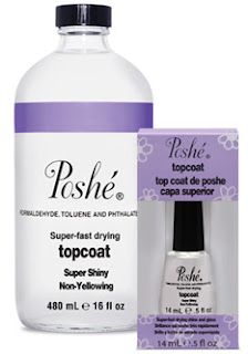 Top Coat : Poshe ou Seche Vite?