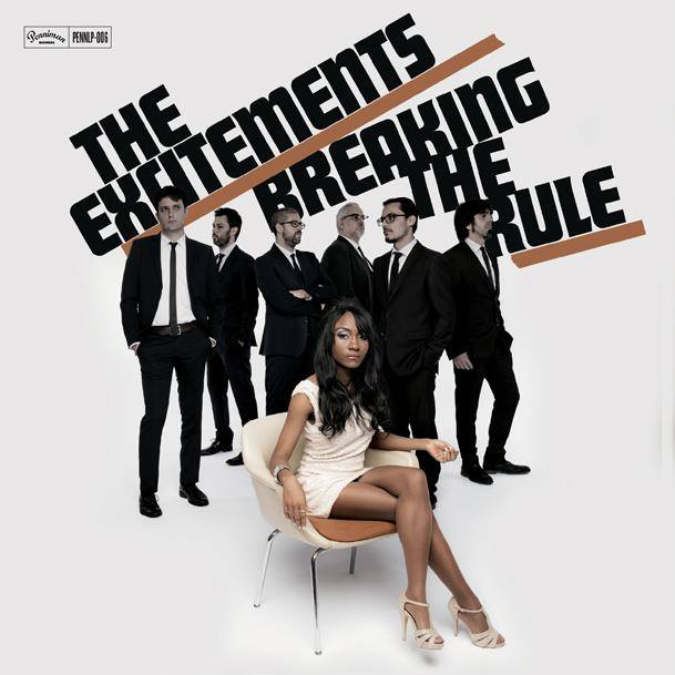 disco THE EXCITEMENTS - Breaking the rule