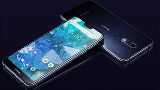 Nokia 7.1 launch with pure view display and dual rear camera