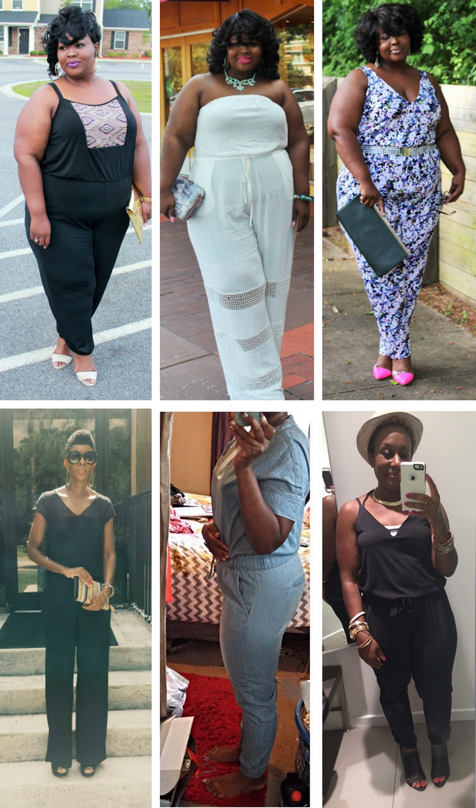 different ways to style jumpsuit