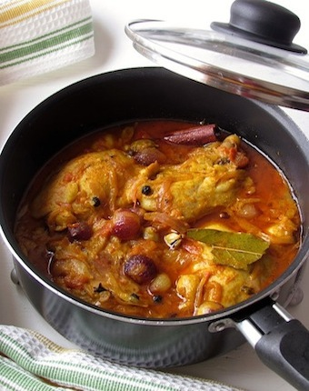 INDIAN chicken SPICY curry recipe