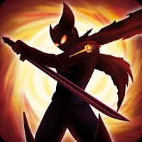 Tải Stickman Warrior League of Shadow Fighter RPG Hack Full Vàng, Kim Cương