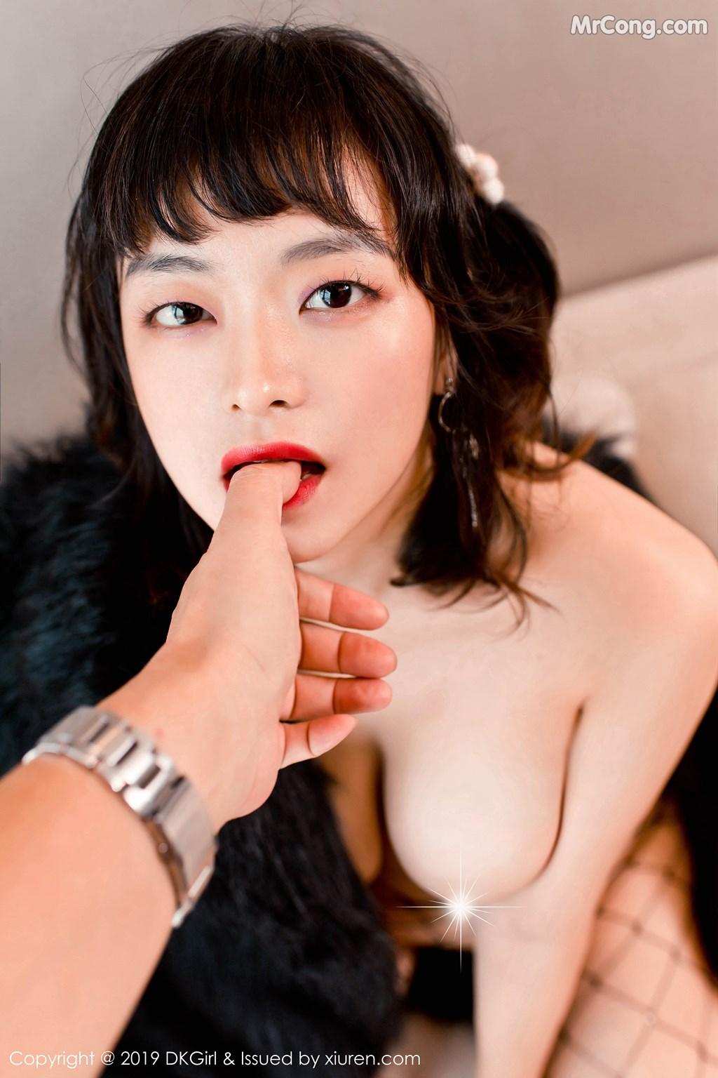 DKGirl Vol.118: Zhang Hua Hua (张花花) (51P)