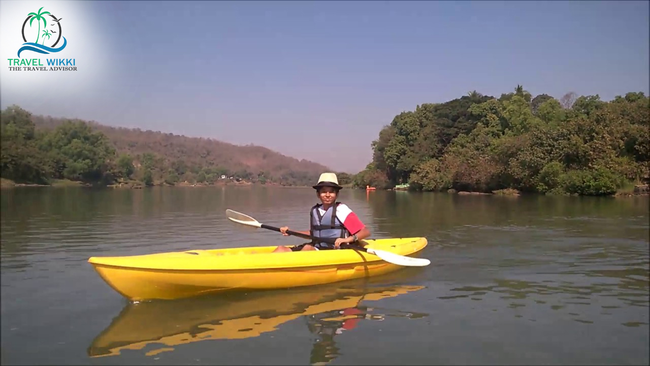 Kayaking At Kundalika River, Kolad: