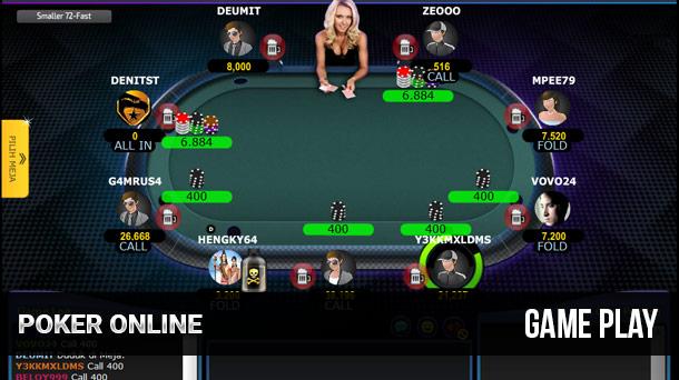 Cara Menang Main Poker Dan Menjadi Raja Poker