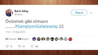 Barış Falay Galatasaray
