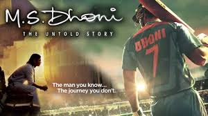 M.S. Dhoni - The Untold Story release date first look,trailer