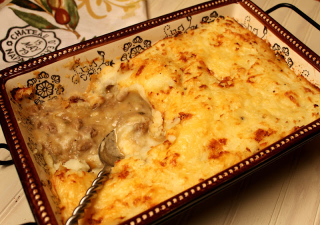 Hachis Parmentier - French Shepherd's Pie - Lake Lure ...