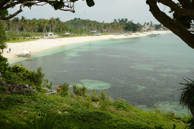 Imagen de la isla de Malapascua