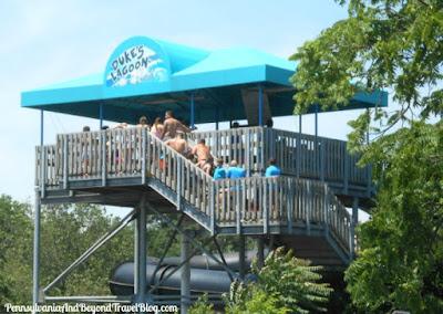 Duke's Lagoon Waterpark at Dutch Wonderland