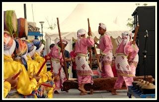 Bendrong Lesung Kesenian Tradisional Dari Banten