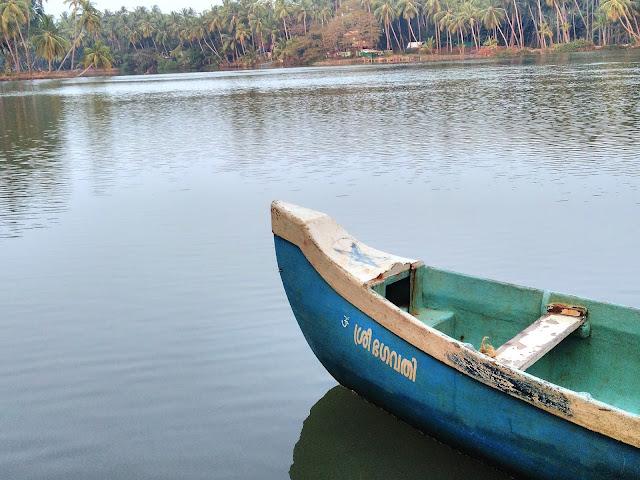 Kerala Boat in Korapuzha