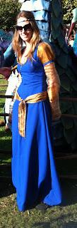 Vestido Medieval Feira Franca 3
