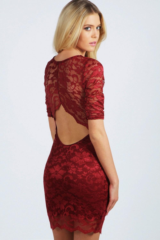 Vestidos cortos de moda 2015