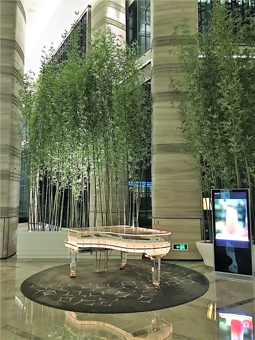 深圳前海華僑城JW萬豪酒店(JW Marriott Hotel Shenzhen Bao'an)-酒店大堂
