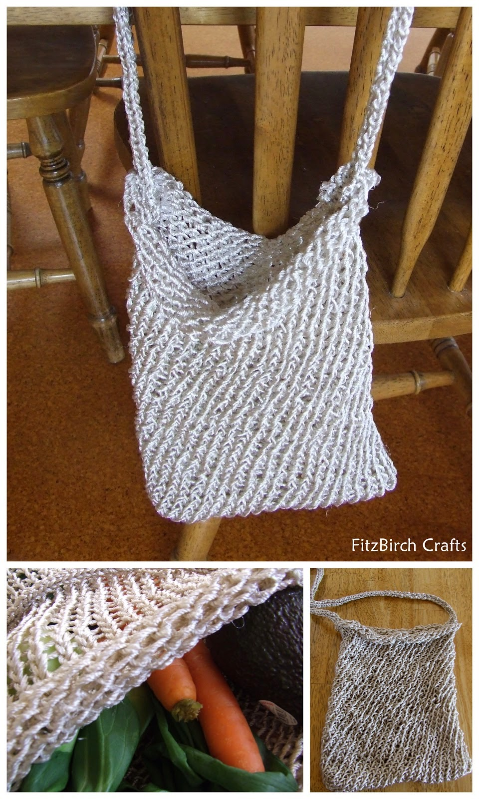 Loom Knitting Patterns And Tutorials