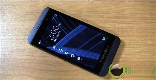 BlackBerry Aristo