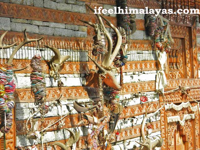 Rishi jamdagni temple malana