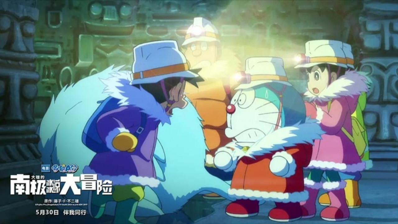 Ulasan Doraemon Great Adventure At The Antartic Kachi Kochi Kantong Ajaib Plotnya Juga Rapih Dibungkus Cerita Yang Menarik Terasa Banget Nuansa Petualangannya Dan Alat2 Di Memang Tiada Duanya