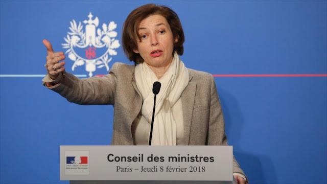 Francia admite: No hay evidencia de un ataque con cloro en Siria