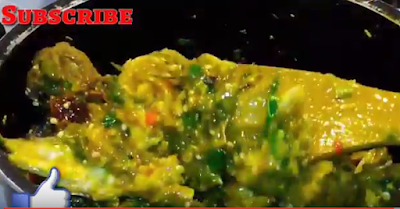 How to cook delicious Okro soup with clear step by step video