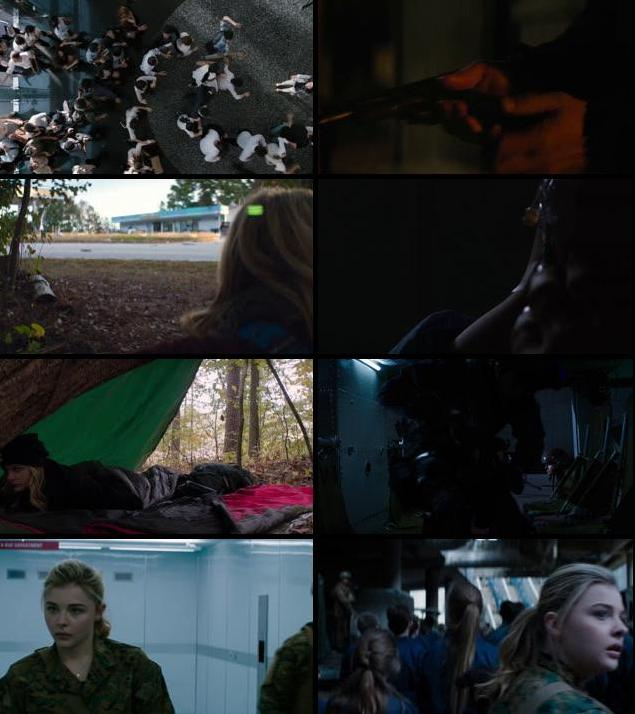 The 5th Wave 2016 English 480p BRRip