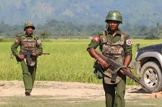 Myanmar army to launch 'crackdown' on Rakhine rebels