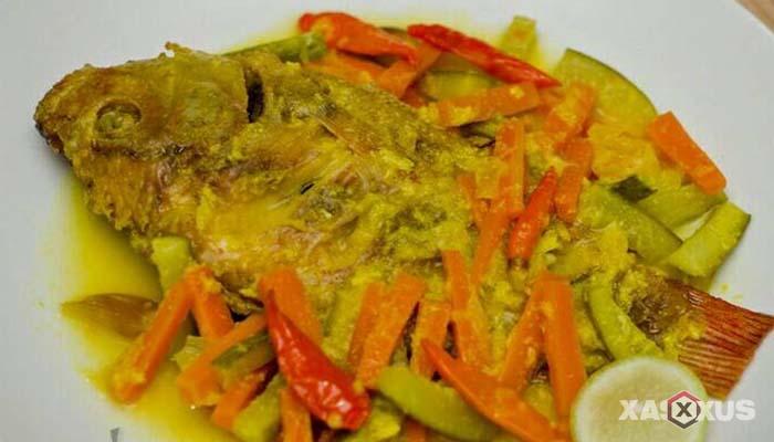 Resep cara membuat acar - acar kuning ikan nila