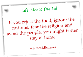 travel quote by James