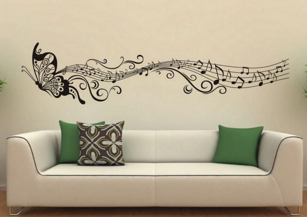 Cuadros Modernos Pinturas y Dibujos : Descubre como pintar una pared con dibujos fáciles y