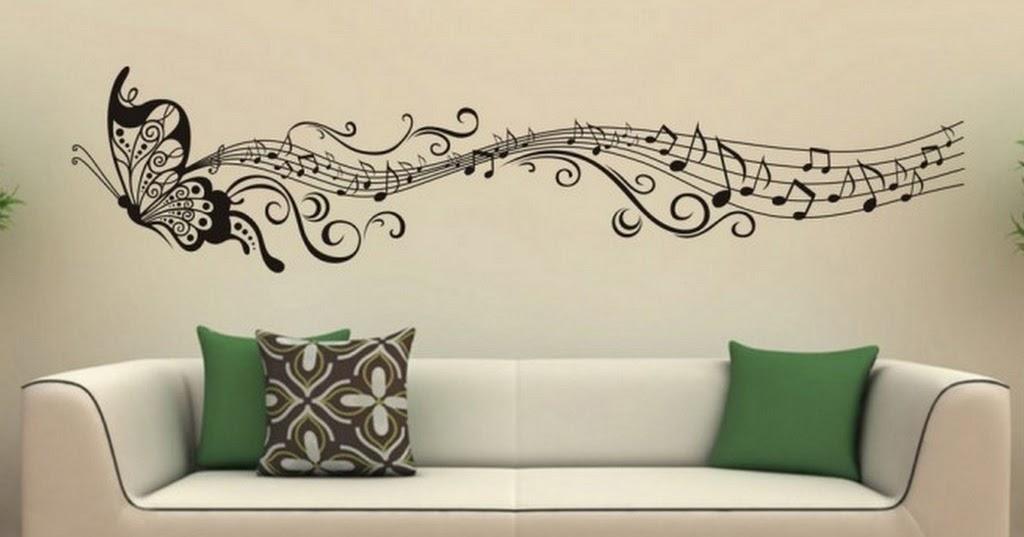 Cuadros modernos pinturas y dibujos descubre como pintar una pared con dibujos f ciles y - Muri di casa colorati ...