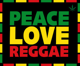 Reggae global cultural treasure peace love