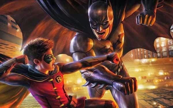 Phim Người Dơi vs Robin -Batman vs Robin 2015