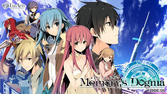 Memorys Dogma Code 01-Hi2u