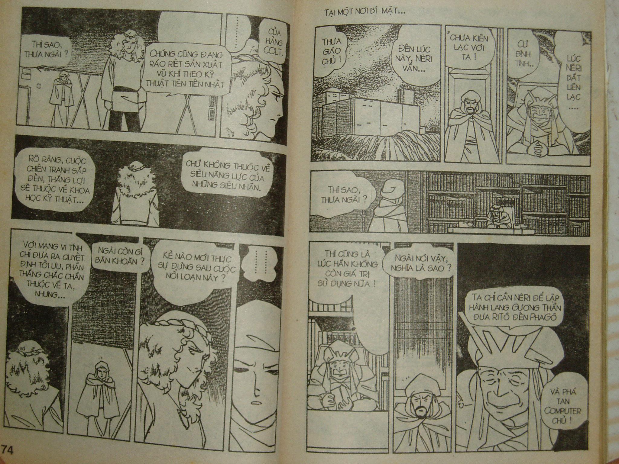 Siêu nhân Locke vol 17 trang 36