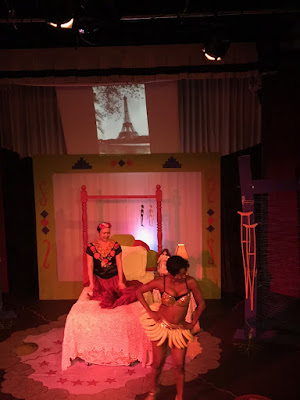 BWW Review: Odalys Nanin Pays a Stellar Tribute to Frida Kahlo in FRIDA: STROKE OF PASSION