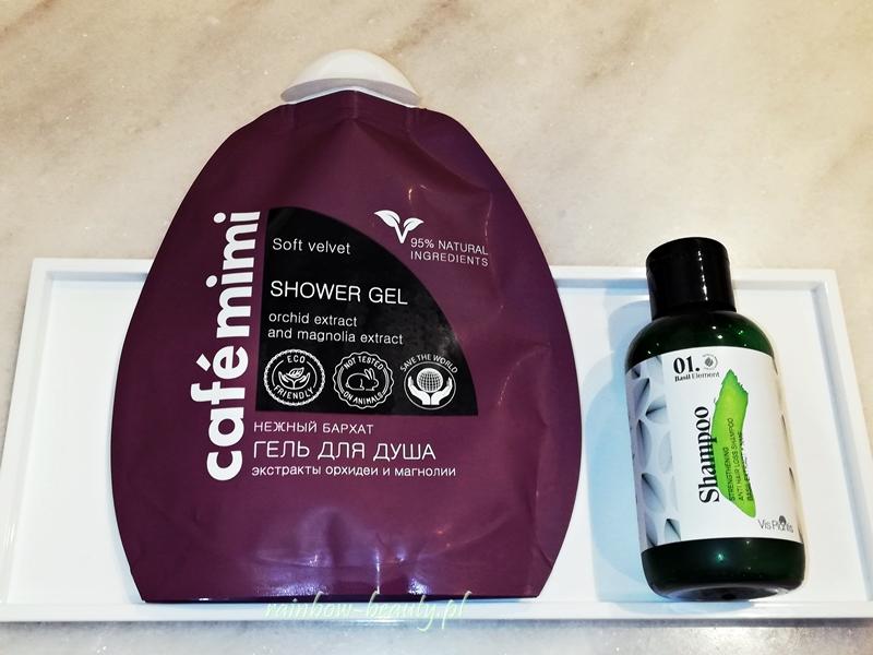 Elfa Pharm, Vis Plantis, 01. Basil Element Shampoo, Szampon wzmacniający przeciw wypadaniu włosów