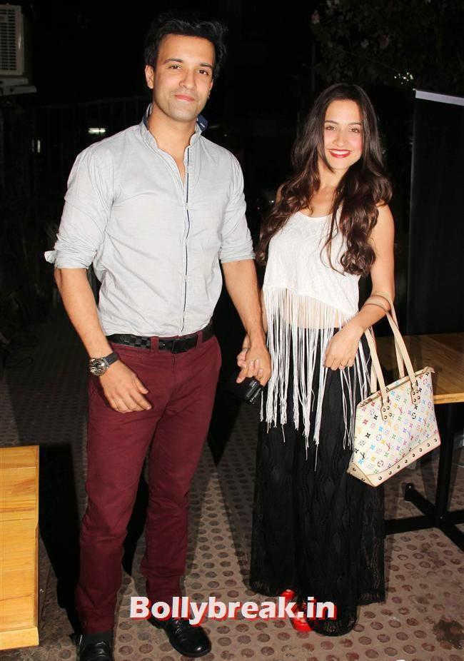 Aamir Ali and Sanjeeda Sheikh, Sanjeeda Sheikh, Simone Singh at Ek Haseena Thi Premiere