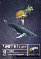 Concierto de Samu del Río y Antes en Costello Club